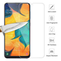 2Pcs Tempered Glass Screen Protector Film Cover for Samsung Galaxy A10 A90 Hot