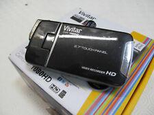 Vivitar digital camcorder 1080 HD 12,1 mp TOUCH SCREEN