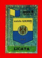 CALCIATORI Panini 1989-90 - Figurina-Sticker n. 416 - LICATA SCUDETTO -New