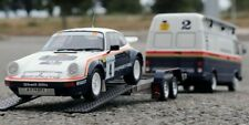 OttO mobile OTM331 1:18 Porsche 911 SC SC RS 1000 Piste Rally Set model car