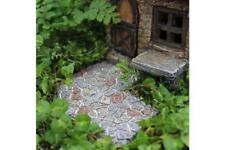 Miniature Dollhouse FAIRY GARDEN - Curved Pathway - Accessories