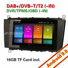 DAB+Autoradio for Mercedes Benz C/G/CLK W203 W209 Viano W639 Android 9.0 WIFI 4G
