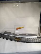 2012-2016 IMPALA SILVER FRONT UPPER GRILLE NEW GM #  22865902