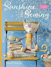 Tilda Sunshine Sewing by Finnanger, Tone, NEW Book, FREE & FAST Delivery, (Paper