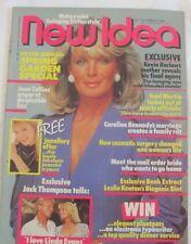 Retro New Idea Magazine October 4 1986: Linda Evans, Jack Thompson +++