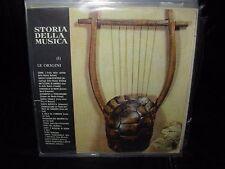 """GIORGIO MORLACCHI storia della musica ( world music ) 7""""/45 picture sleeve"""