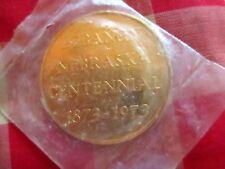 NEW NIP Vintage 1973 LEBANON NEBRASKA 100th ANNIVERSARY COMMEMORATIVE COIN