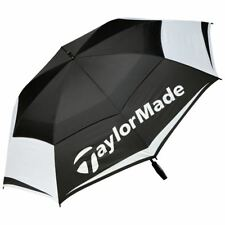 "TAYLORMADE 2018 TM TOUR 64"" AUTO OPENING DOUBLE CANOPY GOLF UMBRELLA"