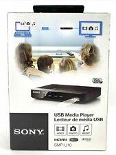 Sony SMP-U10 USB Media Player - HDMI, Video, Photo, Music