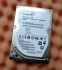 "320GB 2.5"" SATA Seagate Momentum Thin 7mm slim hard drive for laptop"