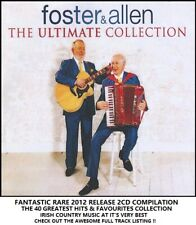 Foster & Allen Best - Greatest Hits Collection Easy Listening Irish Country 2CD