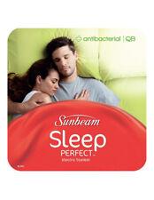 Sunbeam Sleep Perfect Antibacterial Electric Blanket