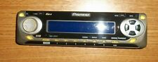 Pioneer DEH-2400F Super Tuner III AM/FM Radio CD Player FACEPLATE ONLY UNTESTED