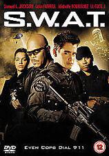 S.W.A.T.-DVD-SAMUEL L JACKSON-BRAND NEW SEALED