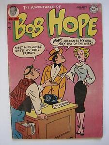 Adventures of Bob Hope #28 (Aug-Sep 1954, DC) {VG 4.0]