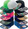 Cappellino ATLANTIS Snap Colour RAP Rapper VISIERA PIATTA Unisex CAP Old School