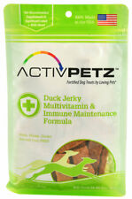 Multivitamin and Immune Maintenance Jerky Treats for Dog Duck 7oz