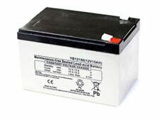 REPLACEMENT BATTERY FOR VISION HP12-65W 12V