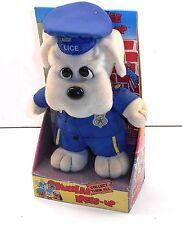 1987 TARA giocattolo Corp kuddlee Costume-POLIZIA cane-peluche, 8 Pollici TOY-NUOVO IN SCATOLA