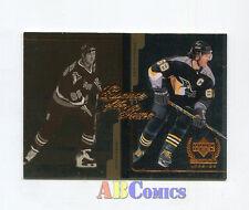 1999-00 UD Century Legends Essence of the Game Lemieux/Jagr #E3 Carte NHL