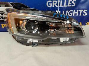 2018 19 20 SUBARU WRX STI RIGHT PASSENGER LED HEADLIGHT 84002-VA261 *P1447*