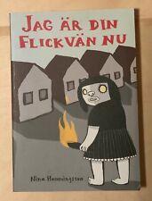 Jag Ar Din Flick Van Nu Swedish book