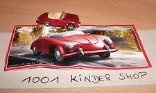 KINDER FT062 FT 62 PORSCHE SPEEDSTER + BPZ
