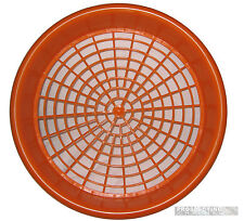 GOLD Pan Prospecting Sieve CLASSIFIER PVC Mesh NEW