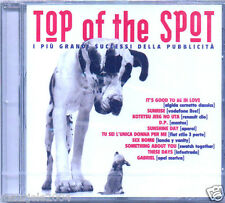 Top Of The Spot (2003) CD NUOVO SIGILLATO Alan Sorrenti Simply Red Texas J Paige