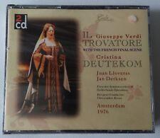 GIUSEPPE VERDI - IL TROVATORE - 2 x CD BOX - 1997 - NEW SEALED