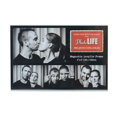 Magnetic Acrylic Frame 4x6 inches - Qty 20