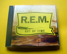 """CD """" R.E.M. - OUT OF TIME """" 11 SONGS (LOOSING MY RELIGION) / REM"""