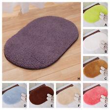 Kinds Oval Carpet Soft Rug Living Room Skin-friendly Fitness Yoga Home Floor Mat