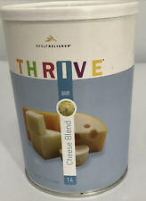 Thrive  Freeze Dried Cheese Blend  17.6 Can, 14 Servings, Emergency Food