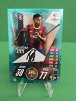 ANSU FATI 2020/2021 Topps Match Attax Signature Barcelona #SI5 Card