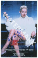 SHARON STONE SIGNED 10X8 PHOTO, GREAT COLOUR IMAGE, LOOKS AWESOME FRAMED