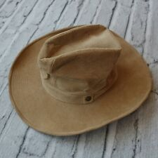 a2f62997f5e Vintage Levis Corduroy Western Cowboy Hat 7 3 8