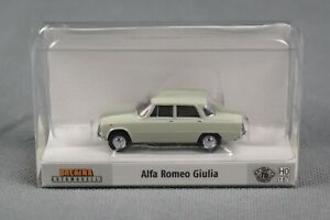 Brekina pcx870075-1//87 Alfa Romeo Montreal Metallico-Blu scuro 1970-NUOVO
