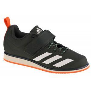 [FV6597] Adidas Powerlift 4 Weightlifting Athletic Shoe Grey NEW