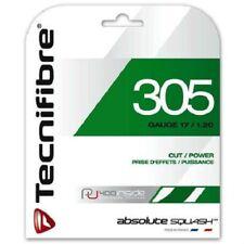 Tecnifibre 305 17 Squash String Green - Authorized Dealer