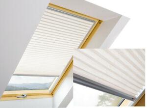 Fakro Faltstore APS Plissee Hitzenschutz Sonnenschutz stufenlos regulierbar