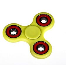 Fidget Spinner LED Light Flash Hand Finger Focus EDC Fast Bearing Stress Toys UK