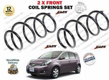 PER NISSAN NOTE E11 1.4 1.6 2007-> 2 X ANT DX + DESTRO SERPENTINA MOLLE SET