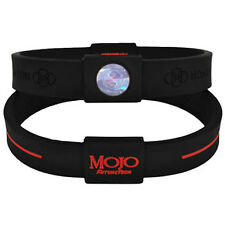 "Mojo Wristbands - 8"" Max Double Hologram"