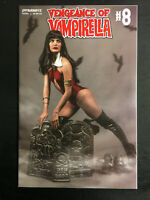 VENGEANCE OF VAMPIRELLA 8 VARIANT COSPLAY TEENA V 2 VAMPIRE ELVIRA 1 COPY