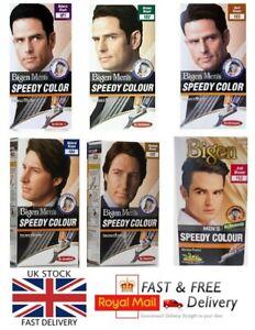 Bigen Speedy Men's Speedy Hair Dye and Colour brush