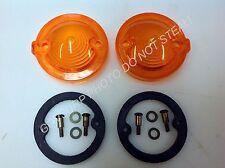 TURN SIGNAL LENS KIT M151A1 M151 M38 M38A1 MB* 2EA KITS NSN: 2540-00-930-2044