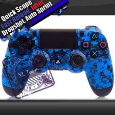 PS4 MODDED RAPID FIRE CONTROLLER FAST RELOAD BLACK OPS 3 COD BF4 BATTLEFIELD 1