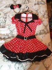 Disney adults Minnie mouse fancy dress
