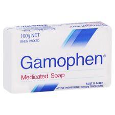 Gamophen Antibacterial Medicated Soap 100g x4